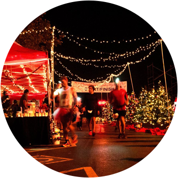 Christmas in July Races – Runners 4 Wellness
